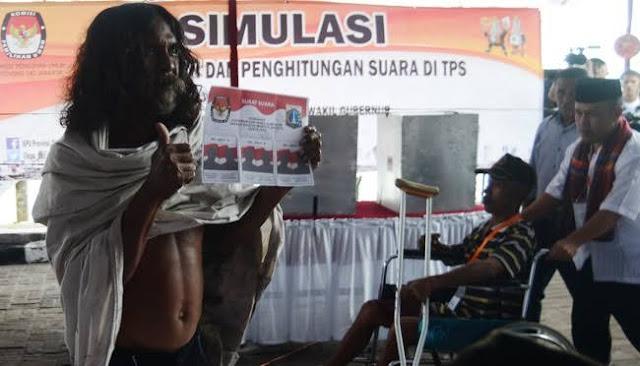 Punya Hak Suara, Orang Gangguan Jiwa Bisa Ikut Nyoblos Pilkada Banten