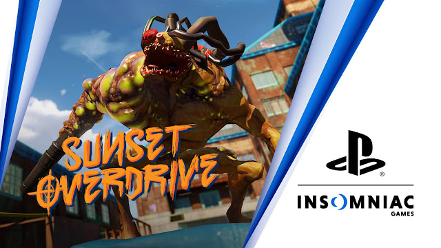 sunset overdrive 2 sequel playstation 5 ps5 tease action-adventure shooter game insomniac games microsoft studios xbox one-exclusive marcus smith drew murray
