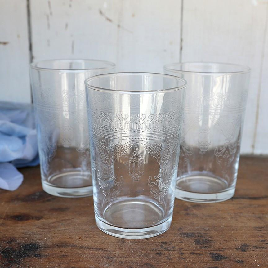 Moroccan Style Glasses