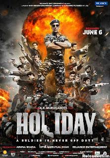 Holiday 2014 Hindi Movie