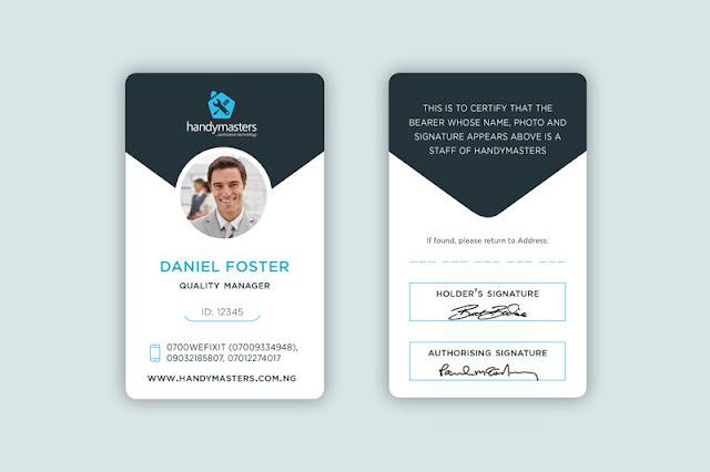 Cetak Id Card Online di Jakarta