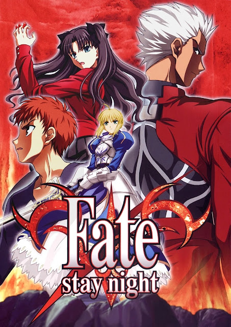 fate stay night 2006