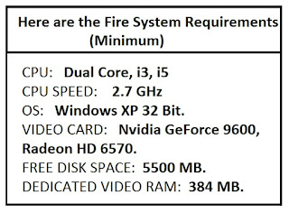 Free Fire PC Requirement