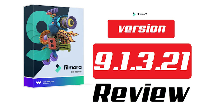 Wondershare Filmora 9.1.3.21 + Effect Pack