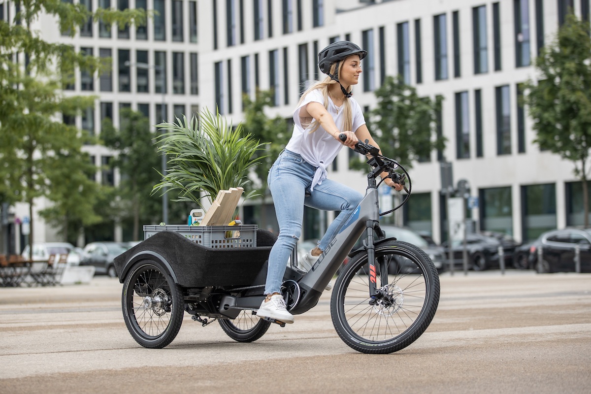 BMW micromobility concepts for increased sustainability in urban traffic