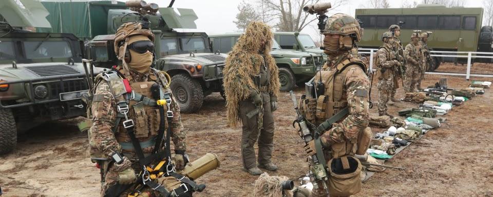 У перспективі вартість спорядження піхотинця сягне 230- 250 тисяч гривень