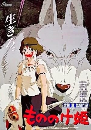 تحميل فيلم الأميرة مونونوكي 1997 | Princess Mononoke