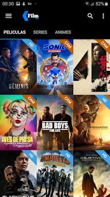 تحميل تطبيق FILM APP لمشاهدة احدث الافلام العالمية 2020