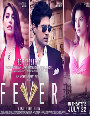 Fever (2016) Hindi Movien DVDRIP 300MB 480p