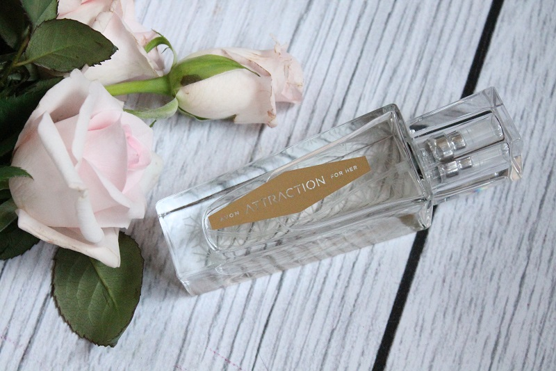 Avon Attraction for her perfumy