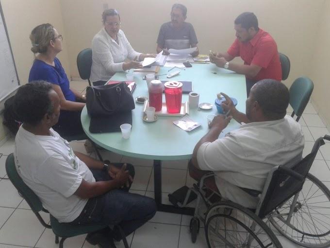 Últimos preparativos para a IX Conferência Municipal de Saúde de Caxias