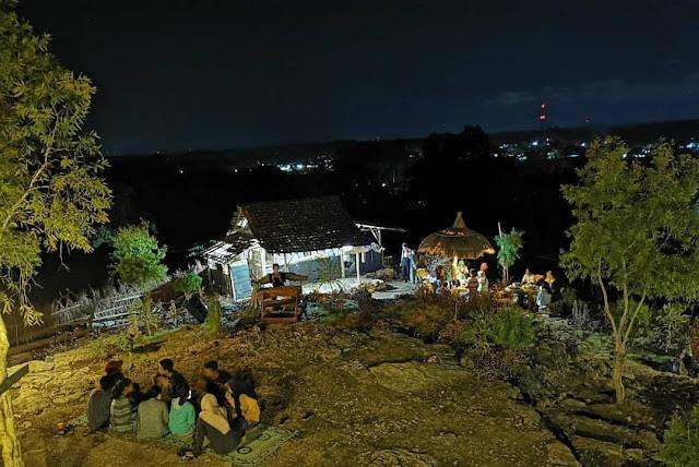 Bukit Wono Sumilir Jogja