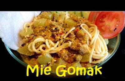spesialresep.com - Resep Mie Rebus Medan | Mie Gomak