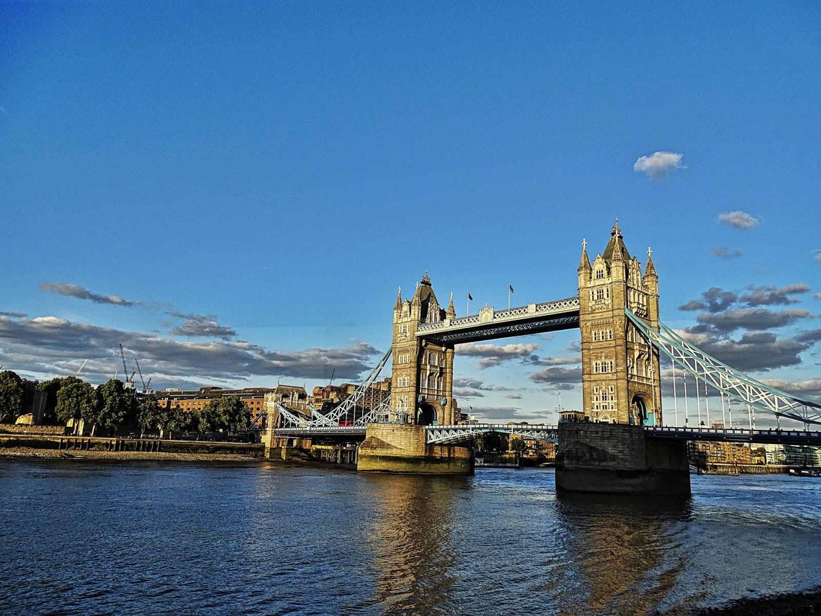Sławne miejsca w Londynie