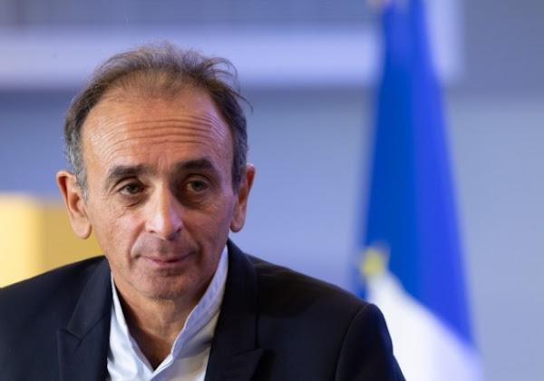 """VIDÉO - Éric Zemmour : """"Les mineurs délinquants mènent une guerre de conquête en chassant les Français de souche des banlieues...!"""""""