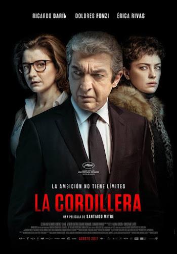 La Cordillera (BRRip 720p Español Latino) (2017)