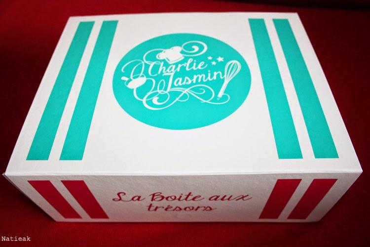 Box gourmand Charlie Jasmin halloween
