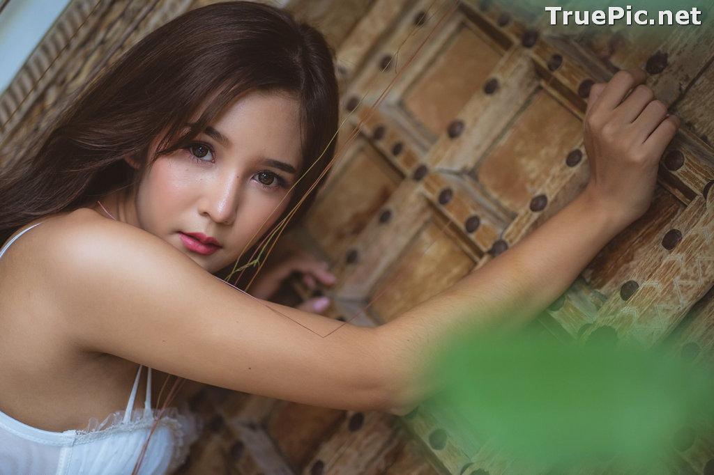Image Thailand Model – Sukanya Rongpol – Sexy White Bra - TruePic.net - Picture-7
