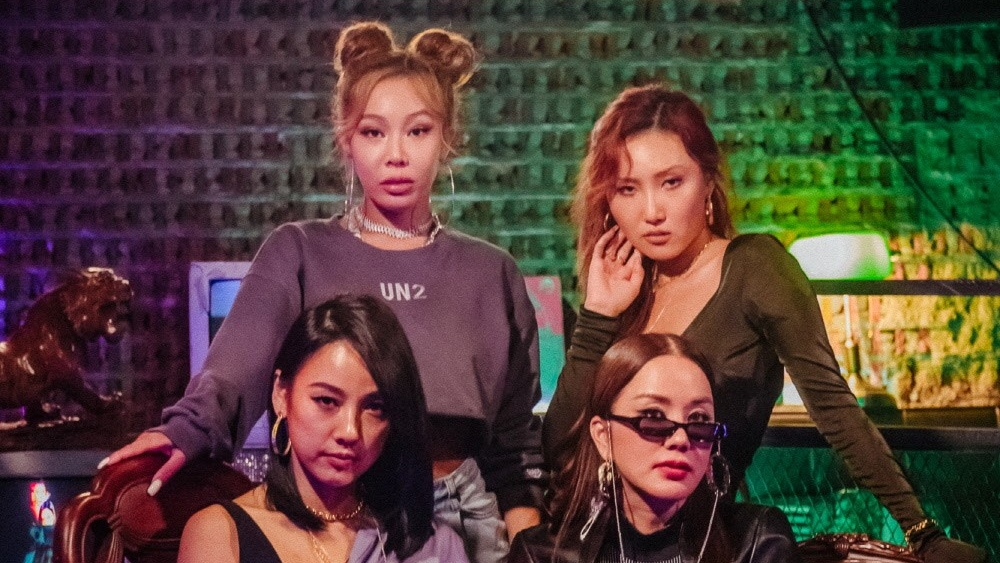 """Refund Expedition's debut song, """"Don't Touch Me"""" Topped the Korean Music Chart"""