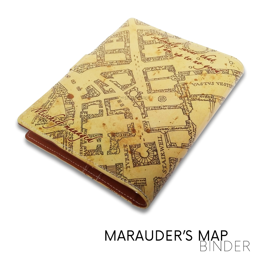 binder marauders map
