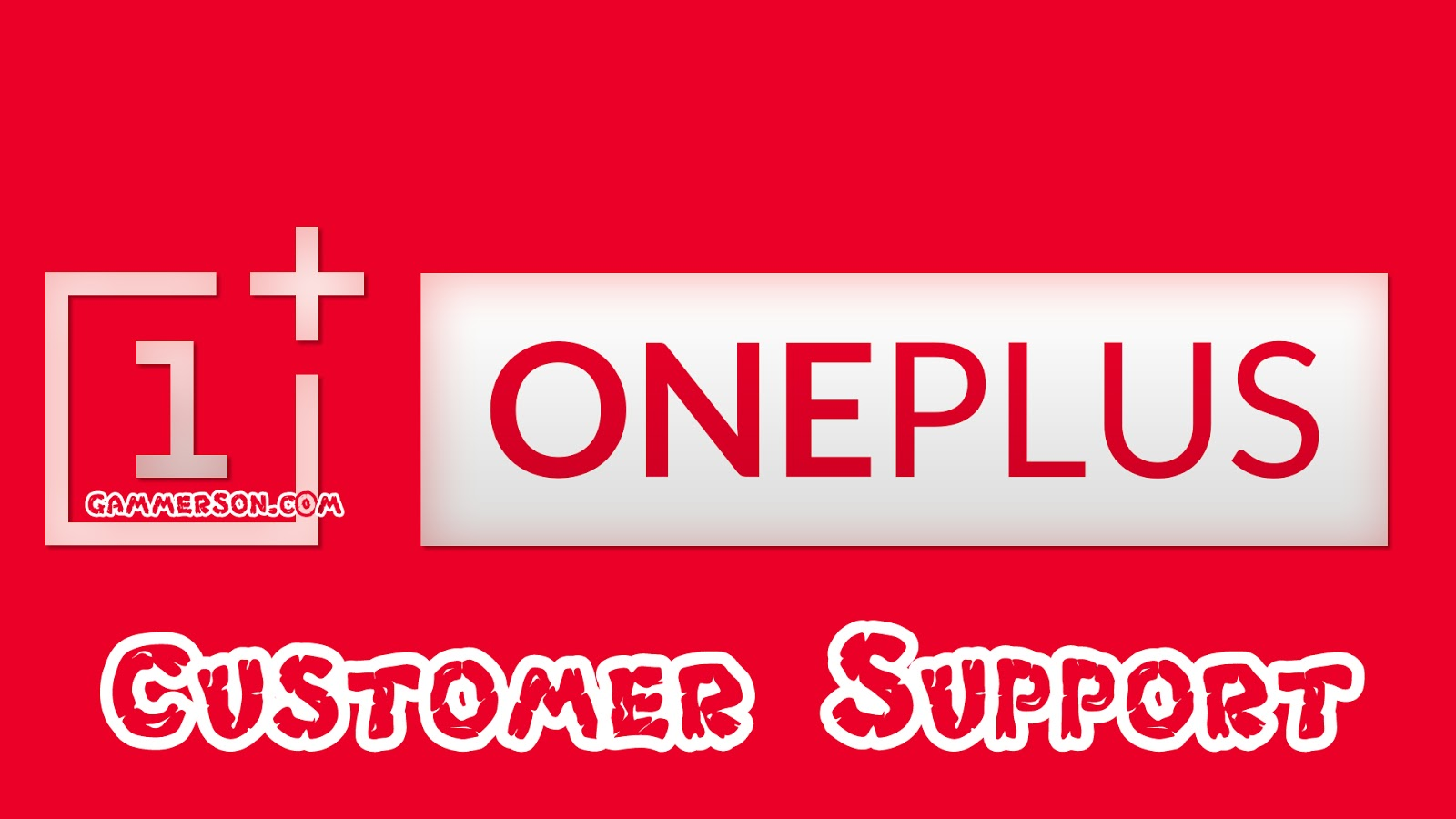 Oneplus Support