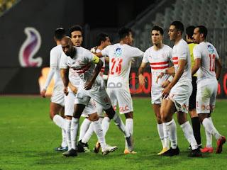 الزمالك خارج دوري ابطال افريقيا رغم الفوز علي تونجيت 4-1