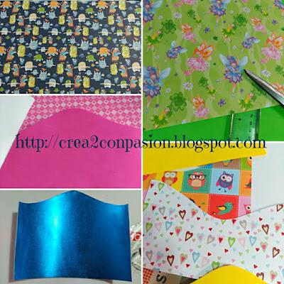 Decoracción-Material-escolar-y-de-escritorio-reciclando-Crea2conPasión