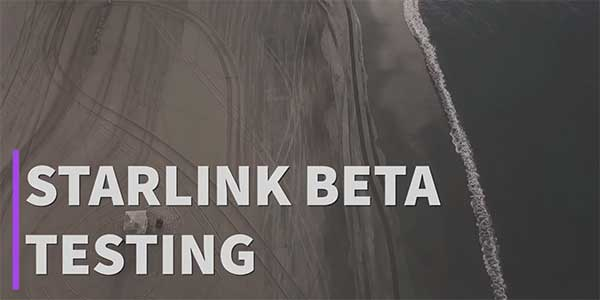 starlink testing beta
