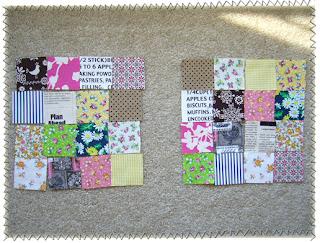 Como hacer un bolso en patchwork todo manualidades - Manualidades patchwork bolsos ...