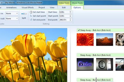 Download  Windows Live Movie Maker 16.4.3528