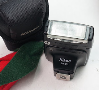 Jual Nikon SB-400 Bekas