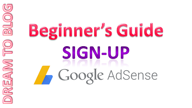 How to signup Google AdSense account