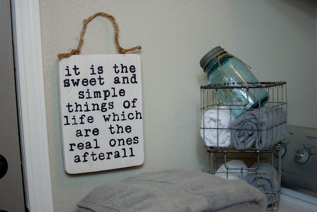 Laura Ingalls Wilder Quote Wood Sign DIY Printable