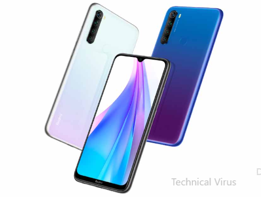 Redmi Note 8T With Quad Rear Cameras, NFC Support Launched:Full Specs