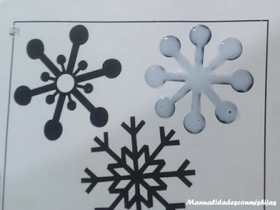 Navidad-template-silueta-estrellas