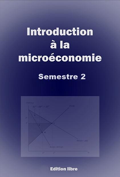Livre Microéconomie S2
