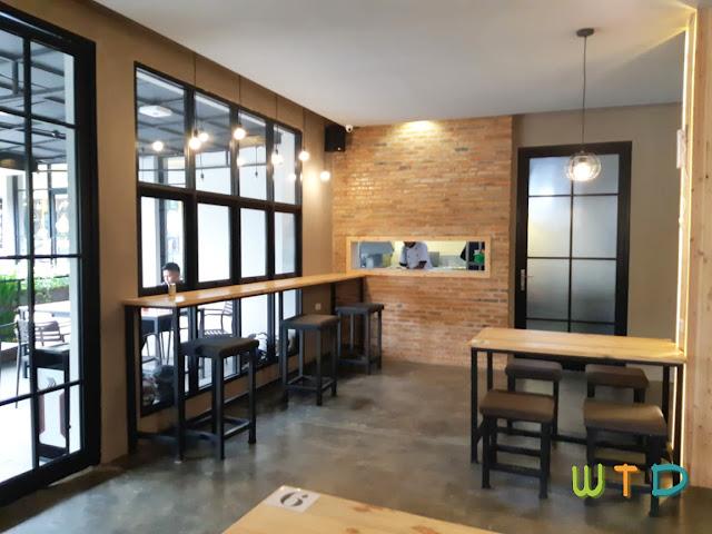 Desain Interior Cafe Coffee Shop Lampung