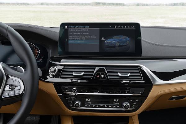 BMW lança maior atualização remota de software da história