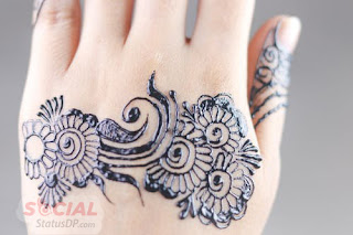 dulhan mehndi designs for hands 2019