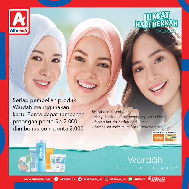 #Alfamidi - #Promo Belanja & Dapat POIN , Hadiah & Harga Special Pakai PONTA Alfamidi
