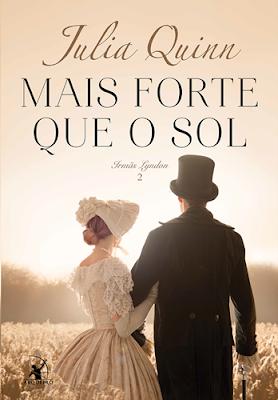 MAIS FORTE QUE O SOL (Julia Quinn)