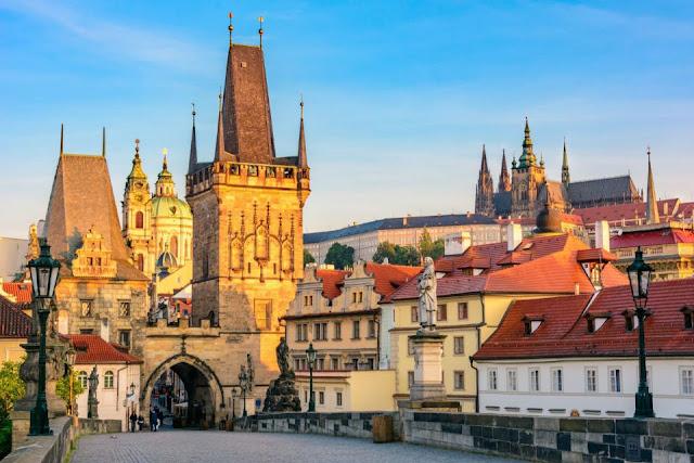 Lâu đài Prague
