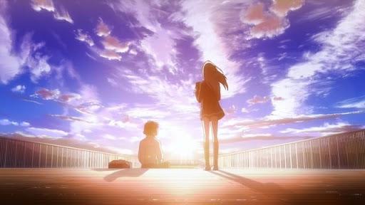 Review Anime Irozoku Sekai Wa Ashita Kara