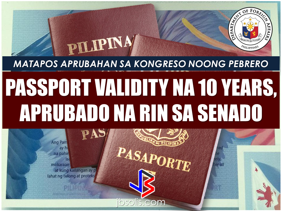 "After the House of Representatives approval of extending the validity of Philippine passports last February, the Senate has also approved, on its second reading, a proposal extending the validity of Philippine passports from five years to 10 years.  Senate Bill 1365, authored by Senators Richard Gordon, Cynthia Villar, Ralph Recto, JV Ejercito, Loren Legarda, Sonny Angara, Joel Villanueva, Grace Poe, and Alan Peter Cayetano amends Republic Act No. 8329 or the Philippine Passport Act of 1996 extending the validity of the Philippine passports to ten years for citizens of legal age. For 18 years old and below, the validity will still be five years.   During his first State of the Nation Address, President Rodrigo Duterte mentioned about the passport validity extension. According to Senator Cynthia Villar, passports of several countries, such as the United States, Canada, the United Kingdom, Australia, Vietnam, and Cambodia, already has10 years validity.   The Philippine passport, however, is only valid for five years and six months before the expiration date it can no longer be used.   Passport applications, she said, increase by 30 percent every year and there will be no impact on government revenue due to the validity extension.  ""Whatever we will lose in terms of renewal will be compensated by the increase in the passport application,"" Sen Villar said.  The government revenue from passport applications is P4 billion every year. Sources: Manila Standard, GMA News RECOMMENDED:  A massive attack on Google hit millions of Gmail users after receiving an email which instructs the user to click on a document. After that, a very google-like page that will ask for your password and that's where you get infected. Experts warned that if ever you received an email which asks you to click a document, please! DO NOT CLICK IT!  This ""worm"" which arrived in the inboxes of Gmail users in the form of an email from a trusted contact asking users to click on an attached ""Google Docs,"" or GDocs, file. Clicking on the link took them to a real Google security page, where users were asked to give permission for the fake app, posing as GDocs, to have an access to the users' email account.  For added menace, this worm also sent itself out to all of the contacts of the affected user Gmail or and others spawning itself hundreds of times any time a single user was hooked on its snare.  Follow Google Docs  ✔@googledocs We are investigating a phishing email that appears as Google Docs. We encourage you to not click through & report as phishing within Gmail. 4:08 AM - 4 May 2017       4,6234,623 Retweets     2,5192,519 likes It is a common strategy but what puzzled millions of affected users was the sophisticated construction of the malicious link which was so realistic; from the email sender to the link that remarkably looks real. Worms or phishing attacks generally access your personal information like passwords of your bank accounts, social media accounts, and others.  This gmail/docs hack is clever. It's abusing oauth to gain access to accounts. 4:51 AM - 4 May 2017       Retweets     11 like    Follow St George Police @sgcitypubsafety Do you Goole? Or use GMAIL? Watch out for this scam & spread the word (not the virus!) https://www.reddit.com/r/google/comments/692cr4/new_google_docs_phishing_scam_almost_undetectable/ … 4:50 AM - 4 May 2017  Photo published for New Google Docs phishing scam, almost undetectable • r/google New Google Docs phishing scam, almost undetectable • r/google I received a phishing email today, and very nearly fell for it. I'll go through the steps here: 1. I [received an... reddit.com       22 Retweets     44 likes   View image on Twitter View image on Twitter   Follow CortlandtDailyVoice @CortlandtDV Westchester School Officials Warn Of Gmail Email 'Situation' http://dlvr.it/P3KdGC  4:50 AM - 4 May 2017       11 Retweet     11 like    Follow Shane Gustafson  ✔@Shane_WMBD SCAM ALERT: Gmail accounts across the country have been hacked, several agencies are asking you to be aware. http://www.centralillinoisproud.com/news/local-news/gmail-hack-hits-central-illinois/705935084 … 4:48 AM - 4 May 2017  Photo published for Gmail Hack Hits Central Illinois Gmail Hack Hits Central Illinois An attack against Gmail accounts across the country also targets several agencies in central Illinois. centralillinoisproud.com       66 Retweets     33 likes    Follow Lance @lancewmccarthy Man, gmail's getting hammered today with spam and phishing attacks. 4:49 AM - 4 May 2017       11 Retweet     11 like Within an hour,  a red warning began appearing with the malicious email that says it could be a phishing attack.   View image on Twitter View image on Twitter   Follow Jen Lee Reeves @jenleereeves Be careful, Twitter people with Gmail accounts! Do not click on the ""doc share"" box. It's a solid attempt at phishing. 4:14 AM - 4 May 2017       44 Retweets     77 likes    However, Google said that they had ""disabled"" the malicious accounts and pushed updates to all users. They also said that it only affected ""fewer than 0.1 percent of Gmail users"" still be about 1 million of the service's roughly 1 billion users around the world.  What do you have to do if you experienced similar phishing attacks?        Source: NBC Recommended:  Do You Need Money For Tuition Fee For The Next School Year? You Need To Watch This Do you need money for your tuition fee to be able to study this coming school year? The Philippine government might be able to help you. All you need to do is to follow these steps:  -Inquire at the state college or university where you want to study.  -Bring Identification forms. If your family is a 4Ps subsidiary, prepare and bring your 4Ps identification card. For families who are not a member of 4Ps, bring your family's proof of income.  -Bring the registration form from your state college or university where you want to study.   Nicholas Tenazas, Deputy executive Director of CHED-UniFAST said that in the program, the state colleges and universities will not collect any tuition fee from the students. The Government will shoulder their tuition fees.  CHED-UniFAST or the Unified Student Financial Assistance For Tertiary Education otherwise known as the Republic Act 10687  which aims to provide quality education to the Filipinos.  What are the qualifications for availing of the modalities of UniFAST?  The applicant for any of the modalities under the UniFAST must meet the following minimum qualifications:  (a) must be a Filipino citizen, but the Board may grant exemptions to foreign students based on reciprocal programs that provide similar benefits to Filipino students, such as student exchange programs, international reciprocal Scholarships, and other mutually beneficial programs;   (b) must be a high school graduate or its equivalent from duly authorized institutions;   (c) must possess good moral character with no criminal record, but this requirement shall be waived for programs which target children in conflict with the law and those who are undergoing or have undergone rehabilitation;   (d) must be admitted to the higher education institution (HEI) or TVI included in the Registry of Programs and Institutions of the applicant's choice, provided that the applicant shall be allowed to begin processing the application within a reasonable time frame set by the Board to give the applicant sufficient time to enroll;   (e) in the case of technical-vocational education and training or TVET programs, must have passed the TESDA screening/assessment procedure, trade test, or skills competency evaluation; and   (f) in the case of scholarship, the applicant must obtain at least the score required by the Board for the Qualifying Examination System for Scoring Students and must possess such other qualifications as may be prescribed by the Board.  The applicant has to declare also if he or she is already a beneficiary of any other student financial assistance, including government StuFAP. However, if at the time of application of the scholarship, grant-in-aid, student loan, or other modalities of StuFAP under this Act, the amount of such other existing grant does not cover the full cost of tertiary education at the HEI or TVI where the applicant has enrolled in, the applicant may still avail of the StuFAPs under this Act for the remaining portion. Recommended:  Starting this August, the Land Transportation Office (LTO) will possibly release the driver's license with validity of 5 years as President Duterte earlier promised.  LTO Chief Ed Galvante said, LTO started the renewal of driver's license with a validity of 5 years since last year but due to the delay of the supply of the plastic cards, they are only able to issue receipts. The LTO is optimistic that the plastic cards will be available on the said month.  Meanwhile, the LTO Chief has uttered support to the program of the Land Transportation Franchising and Regulatory Board (LTFRB) which is the establishment of the Driver's Academy which will begin this month  Public Utility Drivers will be required to attend the one to two days classes. At the academy, they will learn the traffic rules and regulations, LTFRB policies, and they will also be taught on how to avoid road rage. Grab and Uber drivers will also be required to undergo the same training.  LTFRB board member Aileen Lizada said that they will conduct an exam after the training and if the drivers passed, they will be given an ID Card.  The list of the passers will be then listed to their database. The operators will be able to check the status of the drivers they are hiring. Recommended:    Transfer to other employer   An employer can grant a written permission to his employees to work with another employer for a period of six months, renewable for a similar period.  Part time jobs are now allowed   Employees can take up part time job with another employer, with a written approval from his original employer, the Ministry of Interior said yesterday.   Staying out of Country, still can come back?  Expatriates staying out of the country for more than six months can re-enter the country with a ""return visa"", within a year, if they hold a Qatari residency permit (RP) and after paying the fine.    Newborn RP possible A newborn baby can get residency permit within 90 days from the date of birth or the date of entering the country, if the parents hold a valid Qatari RP.  No medical check up Anyone who enters the country on a visit visa or for other purposes are not required to undergo the mandatory medical check-up if they stay for a period not more than 30 days. Foreigners are not allowed to stay in the country after expiry of their visa if not renewed.   E gates for all  Expatriates living in Qatar can leave and enter the country using their Qatari IDs through the e-gates.  Exit Permit Grievances Committee According to Law No 21 of 2015 regulating entry, exit and residency of expatriates, which was enforced on December 13, last year, expatriate worker can leave the country immediately after his employer inform the competent authorities about his consent for exit. In case the employer objected, the employee can lodge a complaint with the Exit Permit Grievances Committee which will take a decision within three working days.  Change job before or after contract , complete freedom  Expatriate worker can change his job before the end of his work contract with or without the consent of his employer, if the contract period ended or after five years if the contract is open ended. With approval from the competent authority, the worker also can change his job if the employer died or the company vanished for any reason.   Three months for RP process  The employer must process the RP of his employees within 90 days from the date of his entry to the country.  Expat must leave within 90 days of visa expiry The employer must return the travel document (passport) to the employee after finishing the RP formalities unless the employee makes a written request to keep it with the employer. The employer must report to the authorities concerned within 24 hours if the worker left his job, refused to leave the country after cancellation of his RP, passed three months since its expiry or his visit visa ended.  If the visa or residency permit becomes invalid the expat needs to leave the country within 90 days from the date of its expiry. The expat must not violate terms and the purpose for which he/she has been granted the residency permit and should not work with another employer without permission of his original employer. In case of a dispute the Interior Minister or his representative has the right to allow an expatriate worker to work with another employer temporarily with approval from the Ministry of Administrative Development,Labour and Social Affairs. Source:qatarday.com Recommended:      The Barangay Micro Business Enterprise Program (BMBE) or Republic Act No. 9178 of the Department of Trade and Industry (DTI) started way back 2002 which aims to help people to start their small business by providing them incentives and other benefits.  If you have a small business that belongs to manufacturing, production, processing, trading and services with assets not exceeding P3 million you can benefit from BMBE Program of the government.  Benefits include:  Income tax exemption from income arising from the operations of the enterprise;   Exemption from the coverage of the Minimum Wage Law (BMBE 1) 2) 3) 2 employees will still receive the same social security and health care benefits as other employees);   Priority to a special credit window set up specifically for the financing requirements of BMBEs; and  Technology transfer, production and management training, and marketing assistance programs for BMBE beneficiaries.  Gina Lopez Confirmation as DENR Secretary Rejected; Who Voted For Her and Who Voted Against?   ©2017 THOUGHTSKOTO www.jbsolis.com SEARCH JBSOLIS   The Barangay Micro Business Enterprise Program (BMBE) or Republic Act No. 9178 of the Department of Trade and Industry (DTI) started way back 2002 which aims to help people to start their small business by providing them incentives and other benefits.  If you have a small business that belongs to manufacturing, production, processing, trading and services with assets not exceeding P3 million you can benefit from BMBE Program of the government.   Benefits include: Income tax exemption from income arising from the operations of the enterprise;   Exemption from the coverage of the Minimum Wage Law (BMBE 1) 2) 3) 2 employees will still receive the same social security and health care benefits as other employees);   Priority to a special credit window set up specifically for the financing requirements of BMBEs; and  Technology transfer, production and management training, and marketing assistance programs for BMBE beneficiaries.  Gina Lopez Confirmation as DENR Secretary Rejected; Who Voted For Her and Who Voted Against? Transfer to other employer   An employer can grant a written permission to his employees to work with another employer for a period of six months, renewable for a similar period.  Part time jobs are now allowed   Employees can take up part time job with another employer, with a written approval from his original employer, the Ministry of Interior said yesterday.   Staying out of Country, still can come back?  Expatriates staying out of the country for more than six months can re-enter the country with a ""return visa"", within a year, if they hold a Qatari residency permit (RP) and after paying the fine.    Newborn RP possible A newborn baby can get residency permit within 90 days from the date of birth or the date of entering the country, if the parents hold a valid Qatari RP.  No medical check up Anyone who enters the country on a visit visa or for other purposes are not required to undergo the mandatory medical check-up if they stay for a period not more than 30 days. Foreigners are not allowed to stay in the country after expiry of their visa if not renewed.   E gates for all  Expatriates living in Qatar can leave and enter the country using their Qatari IDs through the e-gates.  Exit Permit Grievances Committee According to Law No 21 of 2015 regulating entry, exit and residency of expatriates, which was enforced on December 13, last year, expatriate worker can leave the country immediately after his employer inform the competent authorities about his consent for exit. In case the employer objected, the employee can lodge a complaint with the Exit Permit Grievances Committee which will take a decision within three working days.  Change job before or after contract , complete freedom  Expatriate worker can change his job before the end of his work contract with or without the consent of his employer, if the contract period ended or after five years if the contract is open ended. With approval from the competent authority, the worker also can change his job if the employer died or the company vanished for any reason.   Three months for RP process  The employer must process the RP of his employees within 90 days from the date of his entry to the country.  Expat must leave within 90 days of visa expiry The employer must return the travel document (passport) to the employee after finishing the RP formalities unless the employee makes a written request to keep it with the employer. The employer must report to the authorities concerned within 24 hours if the worker left his job, refused to leave the country after cancellation of his RP, passed three months since its expiry or his visit visa ended.  If the visa or residency permit becomes invalid the expat needs to leave the country within 90 days from the date of its expiry. The expat must not violate terms and the purpose for which he/she has been granted the residency permit and should not work with another employer without permission of his original employer. In case of a dispute the Interior Minister or his representative has the right to allow an expatriate worker to work with another employer temporarily with approval from the Ministry of Administrative Development,Labour and Social Affairs. Source:qatarday.com Recommended:      The Barangay Micro Business Enterprise Program (BMBE) or Republic Act No. 9178 of the Department of Trade and Industry (DTI) started way back 2002 which aims to help people to start their small business by providing them incentives and other benefits.  If you have a small business that belongs to manufacturing, production, processing, trading and services with assets not exceeding P3 million you can benefit from BMBE Program of the government.  Benefits include:  Income tax exemption from income arising from the operations of the enterprise;   Exemption from the coverage of the Minimum Wage Law (BMBE 1) 2) 3) 2 employees will still receive the same social security and health care benefits as other employees);   Priority to a special credit window set up specifically for the financing requirements of BMBEs; and  Technology transfer, production and management training, and marketing assistance programs for BMBE beneficiaries.  Gina Lopez Confirmation as DENR Secretary Rejected; Who Voted For Her and Who Voted Against?   ©2017 THOUGHTSKOTO www.jbsolis.com SEARCH JBSOLIS  ©2017 THOUGHTSKOTO www.jbsolis.com SEARCH JBSOLIS Starting this August, the Land Transportation Office (LTO) will possibly release the driver's license with validity of 5 years as President Duterte earlier promised.  LTO Chief Ed Galvante said, LTO started the renewal of driver's license with a validity of 5 years since last year but due to the delay of the supply of the plastic cards, they are only able to issue receipts. The LTO is optimistic that the plastic cards will be available on the said month.     Transfer to other employer   An employer can grant a written permission to his employees to work with another employer for a period of six months, renewable for a similar period.  Part time jobs are now allowed   Employees can take up part time job with another employer, with a written approval from his original employer, the Ministry of Interior said yesterday.   Staying out of Country, still can come back?  Expatriates staying out of the country for more than six months can re-enter the country with a ""return visa"", within a year, if they hold a Qatari residency permit (RP) and after paying the fine.    Newborn RP possible A newborn baby can get residency permit within 90 days from the date of birth or the date of entering the country, if the parents hold a valid Qatari RP.  No medical check up Anyone who enters the country on a visit visa or for other purposes are not required to undergo the mandatory medical check-up if they stay for a period not more than 30 days. Foreigners are not allowed to stay in the country after expiry of their visa if not renewed.   E gates for all  Expatriates living in Qatar can leave and enter the country using their Qatari IDs through the e-gates.  Exit Permit Grievances Committee According to Law No 21 of 2015 regulating entry, exit and residency of expatriates, which was enforced on December 13, last year, expatriate worker can leave the country immediately after his employer inform the competent authorities about his consent for exit. In case the employer objected, the employee can lodge a complaint with the Exit Permit Grievances Committee which will take a decision within three working days.  Change job before or after contract , complete freedom  Expatriate worker can change his job before the end of his work contract with or without the consent of his employer, if the contract period ended or after five years if the contract is open ended. With approval from the competent authority, the worker also can change his job if the employer died or the company vanished for any reason.   Three months for RP process  The employer must process the RP of his employees within 90 days from the date of his entry to the country.  Expat must leave within 90 days of visa expiry The employer must return the travel document (passport) to the employee after finishing the RP formalities unless the employee makes a written request to keep it with the employer. The employer must report to the authorities concerned within 24 hours if the worker left his job, refused to leave the country after cancellation of his RP, passed three months since its expiry or his visit visa ended.  If the visa or residency permit becomes invalid the expat needs to leave the country within 90 days from the date of its expiry. The expat must not violate terms and the purpose for which he/she has been granted the residency permit and should not work with another employer without permission of his original employer. In case of a dispute the Interior Minister or his representative has the right to allow an expatriate worker to work with another employer temporarily with approval from the Ministry of Administrative Development,Labour and Social Affairs. Source:qatarday.com Recommended:      The Barangay Micro Business Enterprise Program (BMBE) or Republic Act No. 9178 of the Department of Trade and Industry (DTI) started way back 2002 which aims to help people to start their small business by providing them incentives and other benefits.  If you have a small business that belongs to manufacturing, production, processing, trading and services with assets not exceeding P3 million you can benefit from BMBE Program of the government.  Benefits include:  Income tax exemption from income arising from the operations of the enterprise;   Exemption from the coverage of the Minimum Wage Law (BMBE 1) 2) 3) 2 employees will still receive the same social security and health care benefits as other employees);   Priority to a special credit window set up specifically for the financing requirements of BMBEs; and  Technology transfer, production and management training, and marketing assistance programs for BMBE beneficiaries.  Gina Lopez Confirmation as DENR Secretary Rejected; Who Voted For Her and Who Voted Against?   ©2017 THOUGHTSKOTO www.jbsolis.com SEARCH JBSOLIS    The Barangay Micro Business Enterprise Program (BMBE) or Republic Act No. 9178 of the Department of Trade and Industry (DTI) started way back 2002 which aims to help people to start their small business by providing them incentives and other benefits.  If you have a small business that belongs to manufacturing, production, processing, trading and services with assets not exceeding P3 million you can benefit from BMBE Program of the government.  Benefits include: Income tax exemption from income arising from the operations of the enterprise;   Exemption from the coverage of the Minimum Wage Law (BMBE 1) 2) 3) 2 employees will still receive the same social security and health care benefits as other employees);   Priority to a special credit window set up specifically for the financing requirements of BMBEs; and  Technology transfer, production and management training, and marketing assistance programs for BMBE beneficiaries.  Gina Lopez Confirmation as DENR Secretary Rejected; Who Voted For Her and Who Voted Against? Transfer to other employer   An employer can grant a written permission to his employees to work with another employer for a period of six months, renewable for a similar period.  Part time jobs are now allowed   Employees can take up part time job with another employer, with a written approval from his original employer, the Ministry of Interior said yesterday.   Staying out of Country, still can come back?  Expatriates staying out of the country for more than six months can re-enter the country with a ""return visa"", within a year, if they hold a Qatari residency permit (RP) and after paying the fine.    Newborn RP possible A newborn baby can get residency permit within 90 days from the date of birth or the date of entering the country, if the parents hold a valid Qatari RP.  No medical check up Anyone who enters the country on a visit visa or for other purposes are not required to undergo the mandatory medical check-up if they stay for a period not more than 30 days. Foreigners are not allowed to stay in the country after expiry of their visa if not renewed.   E gates for all  Expatriates living in Qatar can leave and enter the country using their Qatari IDs through the e-gates.  Exit Permit Grievances Committee According to Law No 21 of 2015 regulating entry, exit and residency of expatriates, which was enforced on December 13, last year, expatriate worker can leave the country immediately after his employer inform the competent authorities about his consent for exit. In case the employer objected, the employee can lodge a complaint with the Exit Permit Grievances Committee which will take a decision within three working days.  Change job before or after contract , complete freedom  Expatriate worker can change his job before the end of his work contract with or without the consent of his employer, if the contract period ended or after five years if the contract is open ended. With approval from the competent authority, the worker also can change his job if the employer died or the company vanished for any reason.   Three months for RP process  The employer must process the RP of his employees within 90 days from the date of his entry to the country.  Expat must leave within 90 days of visa expiry The employer must return the travel document (passport) to the employee after finishing the RP formalities unless the employee makes a written request to keep it with the employer. The employer must report to the authorities concerned within 24 hours if the worker left his job, refused to leave the country after cancellation of his RP, passed three months since its expiry or his visit visa ended.  If the visa or residency permit becomes invalid the expat needs to leave the country within 90 days from the date of its expiry. The expat must not violate terms and the purpose for which he/she has been granted the residency permit and should not work with another employer without permission of his original employer. In case of a dispute the Interior Minister or his representative has the right to allow an expatriate worker to work with another employer temporarily with approval from the Ministry of Administrative Development,Labour and Social Affairs. Source:qatarday.com Recommended:      The Barangay Micro Business Enterprise Program (BMBE) or Republic Act No. 9178 of the Department of Trade and Industry (DTI) started way back 2002 which aims to help people to start their small business by providing them incentives and other benefits.  If you have a small business that belongs to manufacturing, production, processing, trading and services with assets not exceeding P3 million you can benefit from BMBE Program of the government.  Benefits include:  Income tax exemption from income arising from the operations of the enterprise;   Exemption from the coverage of the Minimum Wage Law (BMBE 1) 2) 3) 2 employees will still receive the same social security and health care benefits as other employees);   Priority to a special credit window set up specifically for the financing requirements of BMBEs; and  Technology transfer, production and management training, and marketing assistance programs for BMBE beneficiaries.  Gina Lopez Confirmation as DENR Secretary Rejected; Who Voted For Her and Who Voted Against?   ©2017 THOUGHTSKOTO www.jbsolis.com SEARCH JBSOLIS  ©2017 THOUGHTSKOTO www.jbsolis.com SEARCH JBSOLIS  Starting this August, the Land Transportation Office (LTO) will possibly release the driver's license with validity of 5 years as President Duterte earlier promised.  LTO Chief Ed Galvante said, LTO started the renewal of driver's license with a validity of 5 years since last year but due to the delay of the supply of the plastic cards, they are only able to issue receipts. The LTO is optimistic that the plastic cards will be available on the said month.  Meanwhile, the LTO Chief has uttered support to the program of the Land Transportation Franchising and Regulatory Board (LTFRB) which is the establishment of the Driver's Academy which will begin this month  Public Utility Drivers will be required to attend the one to two days classes. At the academy, they will learn the traffic rules and regulations, LTFRB policies, and they will also be taught on how to avoid road rage. Grab and Uber drivers will also be required to undergo the same training.  LTFRB board member Aileen Lizada said that they will conduct an exam after the training and if the drivers passed, they will be given an ID Card.  The list of the passers will be then listed to their database. The operators will be able to check the status of the drivers they are hiring. Recommended:    Transfer to other employer   An employer can grant a written permission to his employees to work with another employer for a period of six months, renewable for a similar period.  Part time jobs are now allowed   Employees can take up part time job with another employer, with a written approval from his original employer, the Ministry of Interior said yesterday.   Staying out of Country, still can come back?  Expatriates staying out of the country for more than six months can re-enter the country with a ""return visa"", within a year, if they hold a Qatari residency permit (RP) and after paying the fine.    Newborn RP possible A newborn baby can get residency permit within 90 days from the date of birth or the date of entering the country, if the parents hold a valid Qatari RP.  No medical check up Anyone who enters the country on a visit visa or for other purposes are not required to undergo the mandatory medical check-up if they stay for a period not more than 30 days. Foreigners are not allowed to stay in the country after expiry of their visa if not renewed.   E gates for all  Expatriates living in Qatar can leave and enter the country using their Qatari IDs through the e-gates.  Exit Permit Grievances Committee According to Law No 21 of 2015 regulating entry, exit and residency of expatriates, which was enforced on December 13, last year, expatriate worker can leave the country immediately after his employer inform the competent authorities about his consent for exit. In case the employer objected, the employee can lodge a complaint with the Exit Permit Grievances Committee which will take a decision within three working days.  Change job before or after contract , complete freedom  Expatriate worker can change his job before the end of his work contract with or without the consent of his employer, if the contract period ended or after five years if the contract is open ended. With approval from the competent authority, the worker also can change his job if the employer died or the company vanished for any reason.   Three months for RP process  The employer must process the RP of his employees within 90 days from the date of his entry to the country.  Expat must leave within 90 days of visa expiry The employer must return the travel document (passport) to the employee after finishing the RP formalities unless the employee makes a written request to keep it with the employer. The employer must report to the authorities concerned within 24 hours if the worker left his job, refused to leave the country after cancellation of his RP, passed three months since its expiry or his visit visa ended.  If the visa or residency permit becomes invalid the expat needs to leave the country within 90 days from the date of its expiry. The expat must not violate terms and the purpose for which he/she has been granted the residency permit and should not work with another employer without permission of his original employer. In case of a dispute the Interior Minister or his representative has the right to allow an expatriate worker to work with another employer temporarily with approval from the Ministry of Administrative Development,Labour and Social Affairs. Source:qatarday.com Recommended:      The Barangay Micro Business Enterprise Program (BMBE) or Republic Act No. 9178 of the Department of Trade and Industry (DTI) started way back 2002 which aims to help people to start their small business by providing them incentives and other benefits.  If you have a small business that belongs to manufacturing, production, processing, trading and services with assets not exceeding P3 million you can benefit from BMBE Program of the government.  Benefits include:  Income tax exemption from income arising from the operations of the enterprise;   Exemption from the coverage of the Minimum Wage Law (BMBE 1) 2) 3) 2 employees will still receive the same social security and health care benefits as other employees);   Priority to a special credit window set up specifically for the financing requirements of BMBEs; and  Technology transfer, production and management training, and marketing assistance programs for BMBE beneficiaries.  Gina Lopez Confirmation as DENR Secretary Rejected; Who Voted For Her and Who Voted Against?   ©2017 THOUGHTSKOTO www.jbsolis.com SEARCH JBSOLIS   The Barangay Micro Business Enterprise Program (BMBE) or Republic Act No. 9178 of the Department of Trade and Industry (DTI) started way back 2002 which aims to help people to start their small business by providing them incentives and other benefits.  If you have a small business that belongs to manufacturing, production, processing, trading and services with assets not exceeding P3 million you can benefit from BMBE Program of the government.   Benefits include: Income tax exemption from income arising from the operations of the enterprise;   Exemption from the coverage of the Minimum Wage Law (BMBE 1) 2) 3) 2 employees will still receive the same social security and health care benefits as other employees);   Priority to a special credit window set up specifically for the financing requirements of BMBEs; and  Technology transfer, production and management training, and marketing assistance programs for BMBE beneficiaries.  Gina Lopez Confirmation as DENR Secretary Rejected; Who Voted For Her and Who Voted Against? Transfer to other employer   An employer can grant a written permission to his employees to work with another employer for a period of six months, renewable for a similar period.  Part time jobs are now allowed   Employees can take up part time job with another employer, with a written approval from his original employer, the Ministry of Interior said yesterday.   Staying out of Country, still can come back?  Expatriates staying out of the country for more than six months can re-enter the country with a ""return visa"", within a year, if they hold a Qatari residency permit (RP) and after paying the fine.    Newborn RP possible A newborn baby can get residency permit within 90 days from the date of birth or the date of entering the country, if the parents hold a valid Qatari RP.  No medical check up Anyone who enters the country on a visit visa or for other purposes are not required to undergo the mandatory medical check-up if they stay for a period not more than 30 days. Foreigners are not allowed to stay in the country after expiry of their visa if not renewed.   E gates for all  Expatriates living in Qatar can leave and enter the country using their Qatari IDs through the e-gates.  Exit Permit Grievances Committee According to Law No 21 of 2015 regulating entry, exit and residency of expatriates, which was enforced on December 13, last year, expatriate worker can leave the country immediately after his employer inform the competent authorities about his consent for exit. In case the employer objected, the employee can lodge a complaint with the Exit Permit Grievances Committee which will take a decision within three working days.  Change job before or after contract , complete freedom  Expatriate worker can change his job before the end of his work contract with or without the consent of his employer, if the contract period ended or after five years if the contract is open ended. With approval from the competent authority, the worker also can change his job if the employer died or the company vanished for any reason.   Three months for RP process  The employer must process the RP of his employees within 90 days from the date of his entry to the country.  Expat must leave within 90 days of visa expiry The employer must return the travel document (passport) to the employee after finishing the RP formalities unless the employee makes a written request to keep it with the employer. The employer must report to the authorities concerned within 24 hours if the worker left his job, refused to leave the country after cancellation of his RP, passed three months since its expiry or his visit visa ended.  If the visa or residency permit becomes invalid the expat needs to leave the country within 90 days from the date of its expiry. The expat must not violate terms and the purpose for which he/she has been granted the residency permit and should not work with another employer without permission of his original employer. In case of a dispute the Interior Minister or his representative has the right to allow an expatriate worker to work with another employer temporarily with approval from the Ministry of Administrative Development,Labour and Social Affairs. Source:qatarday.com Recommended:      The Barangay Micro Business Enterprise Program (BMBE) or Republic Act No. 9178 of the Department of Trade and Industry (DTI) started way back 2002 which aims to help people to start their small business by providing them incentives and other benefits.  If you have a small business that belongs to manufacturing, production, processing, trading and services with assets not exceeding P3 million you can benefit from BMBE Program of the government.  Benefits include:  Income tax exemption from income arising from the operations of the enterprise;   Exemption from the coverage of the Minimum Wage Law (BMBE 1) 2) 3) 2 employees will still receive the same social security and health care benefits as other employees);   Priority to a special credit window set up specifically for the financing requirements of BMBEs; and  Technology transfer, production and management training, and marketing assistance programs for BMBE beneficiaries.  Gina Lopez Confirmation as DENR Secretary Rejected; Who Voted For Her and Who Voted Against?   ©2017 THOUGHTSKOTO www.jbsolis.com SEARCH JBSOLIS  ©2017 THOUGHTSKOTO www.jbsolis.com SEARCH JBSOLIS Starting this August, the Land Transportation Office (LTO) will possibly release the driver's license with validity of 5 years as President Duterte earlier promised.  LTO Chief Ed Galvante said, LTO started the renewal of driver's license with a validity of 5 years since last year but due to the delay of the supply of the plastic cards, they are only able to issue receipts. The LTO is optimistic that the plastic cards will be available on the said month.     Transfer to other employer   An employer can grant a written permission to his employees to work with another employer for a period of six months, renewable for a similar period.  Part time jobs are now allowed   Employees can take up part time job with another employer, with a written approval from his original employer, the Ministry of Interior said yesterday.   Staying out of Country, still can come back?  Expatriates staying out of the country for more than six months can re-enter the country with a ""return visa"", within a year, if they hold a Qatari residency permit (RP) and after paying the fine.    Newborn RP possible A newborn baby can get residency permit within 90 days from the date of birth or the date of entering the country, if the parents hold a valid Qatari RP.  No medical check up Anyone who enters the country on a visit visa or for other purposes are not required to undergo the mandatory medical check-up if they stay for a period not more than 30 days. Foreigners are not allowed to stay in the country after expiry of their visa if not renewed.   E gates for all  Expatriates living in Qatar can leave and enter the country using their Qatari IDs through the e-gates.  Exit Permit Grievances Committee According to Law No 21 of 2015 regulating entry, exit and residency of expatriates, which was enforced on December 13, last year, expatriate worker can leave the country immediately after his employer inform the competent authorities about his consent for exit. In case the employer objected, the employee can lodge a complaint with the Exit Permit Grievances Committee which will take a decision within three working days.  Change job before or after contract , complete freedom  Expatriate worker can change his job before the end of his work contract with or without the consent of his employer, if the contract period ended or after five years if the contract is open ended. With approval from the competent authority, the worker also can change his job if the employer died or the company vanished for any reason.   Three months for RP process  The employer must process the RP of his employees within 90 days from the date of his entry to the country.  Expat must leave within 90 days of visa expiry The employer must return the travel document (passport) to the employee after finishing the RP formalities unless the employee makes a written request to keep it with the employer. The employer must report to the authorities concerned within 24 hours if the worker left his job, refused to leave the country after cancellation of his RP, passed three months since its expiry or his visit visa ended.  If the visa or residency permit becomes invalid the expat needs to leave the country within 90 days from the date of its expiry. The expat must not violate terms and the purpose for which he/she has been granted the residency permit and should not work with another employer without permission of his original employer. In case of a dispute the Interior Minister or his representative has the right to allow an expatriate worker to work with another employer temporarily with approval from the Ministry of Administrative Development,Labour and Social Affairs. Source:qatarday.com Recommended:      The Barangay Micro Business Enterprise Program (BMBE) or Republic Act No. 9178 of the Department of Trade and Industry (DTI) started way back 2002 which aims to help people to start their small business by providing them incentives and other benefits.  If you have a small business that belongs to manufacturing, production, processing, trading and services with assets not exceeding P3 million you can benefit from BMBE Program of the government.  Benefits include:  Income tax exemption from income arising from the operations of the enterprise;   Exemption from the coverage of the Minimum Wage Law (BMBE 1) 2) 3) 2 employees will still receive the same social security and health care benefits as other employees);   Priority to a special credit window set up specifically for the financing requirements of BMBEs; and  Technology transfer, production and management training, and marketing assistance programs for BMBE beneficiaries.  Gina Lopez Confirmation as DENR Secretary Rejected; Who Voted For Her and Who Voted Against?   ©2017 THOUGHTSKOTO www.jbsolis.com SEARCH JBSOLIS  The Barangay Micro Business Enterprise Program (BMBE) or Republic Act No. 9178 of the Department of Trade and Industry (DTI) started way back 2002 which aims to help people to start their small business by providing them incentives and other benefits.  If you have a small business that belongs to manufacturing, production, processing, trading and services with assets not exceeding P3 million you can benefit from BMBE Program of the government.  Benefits include: Income tax exemption from income arising from the operations of the enterprise;   Exemption from the coverage of the Minimum Wage Law (BMBE 1) 2) 3) 2 employees will still receive the same social security and health care benefits as other employees);   Priority to a special credit window set up specifically for the financing requirements of BMBEs; and  Technology transfer, production and management training, and marketing assistance programs for BMBE beneficiaries.  Gina Lopez Confirmation as DENR Secretary Rejected; Who Voted For Her and Who Voted Against? Transfer to other employer   An employer can grant a written permission to his employees to work with another employer for a period of six months, renewable for a similar period.  Part time jobs are now allowed   Employees can take up part time job with another employer, with a written approval from his original employer, the Ministry of Interior said yesterday.   Staying out of Country, still can come back?  Expatriates staying out of the country for more than six months can re-enter the country with a ""return visa"", within a year, if they hold a Qatari residency permit (RP) and after paying the fine.    Newborn RP possible A newborn baby can get residency permit within 90 days from the date of birth or the date of entering the country, if the parents hold a valid Qatari RP.  No medical check up Anyone who enters the country on a visit visa or for other purposes are not required to undergo the mandatory medical check-up if they stay for a period not more than 30 days. Foreigners are not allowed to stay in the country after expiry of their visa if not renewed.   E gates for all  Expatriates living in Qatar can leave and enter the country using their Qatari IDs through the e-gates.  Exit Permit Grievances Committee According to Law No 21 of 2015 regulating entry, exit and residency of expatriates, which was enforced on December 13, last year, expatriate worker can leave the country immediately after his employer inform the competent authorities about his consent for exit. In case the employer objected, the employee can lodge a complaint with the Exit Permit Grievances Committee which will take a decision within three working days.  Change job before or after contract , complete freedom  Expatriate worker can change his job before the end of his work contract with or without the consent of his employer, if the contract period ended or after five years if the contract is open ended. With approval from the competent authority, the worker also can change his job if the employer died or the company vanished for any reason.   Three months for RP process  The employer must process the RP of his employees within 90 days from the date of his entry to the country.  Expat must leave within 90 days of visa expiry The employer must return the travel document (passport) to the employee after finishing the RP formalities unless the employee makes a written request to keep it with the employer. The employer must report to the authorities concerned within 24 hours if the worker left his job, refused to leave the country after cancellation of his RP, passed three months since its expiry or his visit visa ended.  If the visa or residency permit becomes invalid the expat needs to leave the country within 90 days from the date of its expiry. The expat must not violate terms and the purpose for which he/she has been granted the residency permit and should not work with another employer without permission of his original employer. In case of a dispute the Interior Minister or his representative has the right to allow an expatriate worker to work with another employer temporarily with approval from the Ministry of Administrative Development,Labour and Social Affairs. Source:qatarday.com Recommended:      The Barangay Micro Business Enterprise Program (BMBE) or Republic Act No. 9178 of the Department of Trade and Industry (DTI) started way back 2002 which aims to help people to start their small business by providing them incentives and other benefits.  If you have a small business that belongs to manufacturing, production, processing, trading and services with assets not exceeding P3 million you can benefit from BMBE Program of the government.  Benefits include:  Income tax exemption from income arising from the operations of the enterprise;   Exemption from the coverage of the Minimum Wage Law (BMBE 1) 2) 3) 2 employees will still receive the same social security and health care benefits as other employees);   Priority to a special credit window set up specifically for the financing requirements of BMBEs; and  Technology transfer, production and management training, and marketing assistance programs for BMBE beneficiaries.  Gina Lopez Confirmation as DENR Secretary Rejected; Who Voted For Her and Who Voted Against?   ©2017 THOUGHTSKOTO www.jbsolis.com SEARCH JBSOLIS   ©2017 THOUGHTSKOTO www.jbsolis.com SEARCH JBSOLIS A massive attack on Google hit millions of Gmail users after receiving an email which instructs the user to click on a document. After that, a very google-like page that will ask for your password and that's where you get infected.Experts warned that if ever you received an email which asks you to click a document, please! DO NOT CLICK IT!This ""worm"" which arrived in the inboxes of Gmail users in the form of an email from a trusted contact asking users to click on an attached ""Google Docs,"" or GDocs, file. Clicking on the link took them to a real Google security page, where users were asked to give permission for the fake app, posing as GDocs, to have an access to the users' email account.For added menace, this worm also sent itself out to all of the contacts of the affected user Gmail or and others spawning itself hundreds of times any time a single user was hooked on its snare. Do You Need Money For Tuition Fee For The Next School Year? You Need To Watch This Do you need money for your tuition fee to be able to study this coming school year? The Philippine government might be able to help you. All you need to do is to follow these steps:  -Inquire at the state college or university where you want to study.  -Bring Identification forms. If your family is a 4Ps subsidiary, prepare and bring your 4Ps identification card. For families who are not a member of 4Ps, bring your family's proof of income.  -Bring the registration form from your state college or university where you want to study.   Nicholas Tenazas, Deputy executive Director of CHED-UniFAST said that in the program, the state colleges and universities will not collect any tuition fee from the students. The Government will shoulder their tuition fees.  CHED-UniFAST or the Unified Student Financial Assistance For Tertiary Education otherwise known as the Republic Act 10687  which aims to provide quality education to the Filipinos.  What are the qualifications for availing of the modalities of UniFAST?  The applicant for any of the modalities under the UniFAST must meet the following minimum qualifications:  (a) must be a Filipino citizen, but the Board may grant exemptions to foreign students based on reciprocal programs that provide similar benefits to Filipino students, such as student exchange programs, international reciprocal Scholarships, and other mutually beneficial programs;   (b) must be a high school graduate or its equivalent from duly authorized institutions;   (c) must possess good moral character with no criminal record, but this requirement shall be waived for programs which target children in conflict with the law and those who are undergoing or have undergone rehabilitation;   (d) must be admitted to the higher education institution (HEI) or TVI included in the Registry of Programs and Institutions of the applicant's choice, provided that the applicant shall be allowed to begin processing the application within a reasonable time frame set by the Board to give the applicant sufficient time to enroll;   (e) in the case of technical-vocational education and training or TVET programs, must have passed the TESDA screening/assessment procedure, trade test, or skills competency evaluation; and   (f) in the case of scholarship, the applicant must obtain at least the score required by the Board for the Qualifying Examination System for Scoring Students and must possess such other qualifications as may be prescribed by the Board.  The applicant has to declare also if he or she is already a beneficiary of any other student financial assistance, including government StuFAP. However, if at the time of application of the scholarship, grant-in-aid, student loan, or other modalities of StuFAP under this Act, the amount of such other existing grant does not cover the full cost of tertiary education at the HEI or TVI where the applicant has enrolled in, the applicant may still avail of the StuFAPs under this Act for the remaining portion. Recommended:  Starting this August, the Land Transportation Office (LTO) will possibly release the driver's license with validity of 5 years as President Duterte earlier promised.  LTO Chief Ed Galvante said, LTO started the renewal of driver's license with a validity of 5 years since last year but due to the delay of the supply of the plastic cards, they are only able to issue receipts. The LTO is optimistic that the plastic cards will be available on the said month.  Meanwhile, the LTO Chief has uttered support to the program of the Land Transportation Franchising and Regulatory Board (LTFRB) which is the establishment of the Driver's Academy which will begin this month  Public Utility Drivers will be required to attend the one to two days classes. At the academy, they will learn the traffic rules and regulations, LTFRB policies, and they will also be taught on how to avoid road rage. Grab and Uber drivers will also be required to undergo the same training.  LTFRB board member Aileen Lizada said that they will conduct an exam after the training and if the drivers passed, they will be given an ID Card.  The list of the passers will be then listed to their database. The operators will be able to check the status of the drivers they are hiring. Recommended:    Transfer to other employer   An employer can grant a written permission to his employees to work with another employer for a period of six months, renewable for a similar period.  Part time jobs are now allowed   Employees can take up part time job with another employer, with a written approval from his original employer, the Ministry of Interior said yesterday.   Staying out of Country, still can come back?  Expatriates staying out of the country for more than six months can re-enter the country with a ""return visa"", within a year, if they hold a Qatari residency permit (RP) and after paying the fine.    Newborn RP possible A newborn baby can get residency permit within 90 days from the date of birth or the date of entering the country, if the parents hold a valid Qatari RP.  No medical check up Anyone who enters the country on a visit visa or for other purposes are not required to undergo the mandatory medical check-up if they stay for a period not more than 30 days. Foreigners are not allowed to stay in the country after expiry of their visa if not renewed.   E gates for all  Expatriates living in Qatar can leave and enter the country using their Qatari IDs through the e-gates.  Exit Permit Grievances Committee According to Law No 21 of 2015 regulating entry, exit and residency of expatriates, which was enforced on December 13, last year, expatriate worker can leave the country immediately after his employer inform the competent authorities about his consent for exit. In case the employer objected, the employee can lodge a complaint with the Exit Permit Grievances Committee which will take a decision within three working days.  Change job before or after contract , complete freedom  Expatriate worker can change his job before the end of his work contract with or without the consent of his employer, if the contract period ended or after five years if the contract is open ended. With approval from the competent authority, the worker also can change his job if the employer died or the company vanished for any reason.   Three months for RP process  The employer must process the RP of his employees within 90 days from the date of his entry to the country.  Expat must leave within 90 days of visa expiry The employer must return the travel document (passport) to the employee after finishing the RP formalities unless the employee makes a written request to keep it with the employer. The employer must report to the authorities concerned within 24 hours if the worker left his job, refused to leave the country after cancellation of his RP, passed three months since its expiry or his visit visa ended.  If the visa or residency permit becomes invalid the expat needs to leave the country within 90 days from the date of its expiry. The expat must not violate terms and the purpose for which he/she has been granted the residency permit and should not work with another employer without permission of his original employer. In case of a dispute the Interior Minister or his representative has the right to allow an expatriate worker to work with another employer temporarily with approval from the Ministry of Administrative Development,Labour and Social Affairs. Source:qatarday.com Recommended:      The Barangay Micro Business Enterprise Program (BMBE) or Republic Act No. 9178 of the Department of Trade and Industry (DTI) started way back 2002 which aims to help people to start their small business by providing them incentives and other benefits.  If you have a small business that belongs to manufacturing, production, processing, trading and services with assets not exceeding P3 million you can benefit from BMBE Program of the government.  Benefits include:  Income tax exemption from income arising from the operations of the enterprise;   Exemption from the coverage of the Minimum Wage Law (BMBE 1) 2) 3) 2 employees will still receive the same social security and health care benefits as other employees);   Priority to a special credit window set up specifically for the financing requirements of BMBEs; and  Technology transfer, production and management training, and marketing assistance programs for BMBE beneficiaries.  Gina Lopez Confirmation as DENR Secretary Rejected; Who Voted For Her and Who Voted Against?   ©2017 THOUGHTSKOTO www.jbsolis.com SEARCH JBSOLIS   The Barangay Micro Business Enterprise Program (BMBE) or Republic Act No. 9178 of the Department of Trade and Industry (DTI) started way back 2002 which aims to help people to start their small business by providing them incentives and other benefits.  If you have a small business that belongs to manufacturing, production, processing, trading and services with assets not exceeding P3 million you can benefit from BMBE Program of the government.   Benefits include: Income tax exemption from income arising from the operations of the enterprise;   Exemption from the coverage of the Minimum Wage Law (BMBE 1) 2) 3) 2 employees will still receive the same social security and health care benefits as other employees);   Priority to a special credit window set up specifically for the financing requirements of BMBEs; and  Technology transfer, production and management training, and marketing assistance programs for BMBE beneficiaries.  Gina Lopez Confirmation as DENR Secretary Rejected; Who Voted For Her and Who Voted Against? Transfer to other employer   An employer can grant a written permission to his employees to work with another employer for a period of six months, renewable for a similar period.  Part time jobs are now allowed   Employees can take up part time job with another employer, with a written approval from his original employer, the Ministry of Interior said yesterday.   Staying out of Country, still can come back?  Expatriates staying out of the country for more than six months can re-enter the country with a ""return visa"", within a year, if they hold a Qatari residency permit (RP) and after paying the fine.    Newborn RP possible A newborn baby can get residency permit within 90 days from the date of birth or the date of entering the country, if the parents hold a valid Qatari RP.  No medical check up Anyone who enters the country on a visit visa or for other purposes are not required to undergo the mandatory medical check-up if they stay for a period not more than 30 days. Foreigners are not allowed to stay in the country after expiry of their visa if not renewed.   E gates for all  Expatriates living in Qatar can leave and enter the country using their Qatari IDs through the e-gates.  Exit Permit Grievances Committee According to Law No 21 of 2015 regulating entry, exit and residency of expatriates, which was enforced on December 13, last year, expatriate worker can leave the country immediately after his employer inform the competent authorities about his consent for exit. In case the employer objected, the employee can lodge a complaint with the Exit Permit Grievances Committee which will take a decision within three working days.  Change job before or after contract , complete freedom  Expatriate worker can change his job before the end of his work contract with or without the consent of his employer, if the contract period ended or after five years if the contract is open ended. With approval from the competent authority, the worker also can change his job if the employer died or the company vanished for any reason.   Three months for RP process  The employer must process the RP of his employees within 90 days from the date of his entry to the country.  Expat must leave within 90 days of visa expiry The employer must return the travel document (passport) to the employee after finishing the RP formalities unless the employee makes a written request to keep it with the employer. The employer must report to the authorities concerned within 24 hours if the worker left his job, refused to leave the country after cancellation of his RP, passed three months since its expiry or his visit visa ended.  If the visa or residency permit becomes invalid the expat needs to leave the country within 90 days from the date of its expiry. The expat must not violate terms and the purpose for which he/she has been granted the residency permit and should not work with another employer without permission of his original employer. In case of a dispute the Interior Minister or his representative has the right to allow an expatriate worker to work with another employer temporarily with approval from the Ministry of Administrative Development,Labour and Social Affairs. Source:qatarday.com Recommended:      The Barangay Micro Business Enterprise Program (BMBE) or Republic Act No. 9178 of the Department of Trade and Industry (DTI) started way back 2002 which aims to help people to start their small business by providing them incentives and other benefits.  If you have a small business that belongs to manufacturing, production, processing, trading and services with assets not exceeding P3 million you can benefit from BMBE Program of the government.  Benefits include:  Income tax exemption from income arising from the operations of the enterprise;   Exemption from the coverage of the Minimum Wage Law (BMBE 1) 2) 3) 2 employees will still receive the same social security and health care benefits as other employees);   Priority to a special credit window set up specifically for the financing requirements of BMBEs; and  Technology transfer, production and management training, and marketing assistance programs for BMBE beneficiaries.  Gina Lopez Confirmation as DENR Secretary Rejected; Who Voted For Her and Who Voted Against?   ©2017 THOUGHTSKOTO www.jbsolis.com SEARCH JBSOLIS  ©2017 THOUGHTSKOTO www.jbsolis.com SEARCH JBSOLIS Starting this August, the Land Transportation Office (LTO) will possibly release the driver's license with validity of 5 years as President Duterte earlier promised.  LTO Chief Ed Galvante said, LTO started the renewal of driver's license with a validity of 5 years since last year but due to the delay of the supply of the plastic cards, they are only able to issue receipts. The LTO is optimistic that the plastic cards will be available on the said month.     Transfer to other employer   An employer can grant a written permission to his employees to work with another employer for a period of six months, renewable for a similar period.  Part time jobs are now allowed   Employees can take up part time job with another employer, with a written approval from his original employer, the Ministry of Interior said yesterday.   Staying out of Country, still can come back?  Expatriates staying out of the country for more than six months can re-enter the country with a ""return visa"", within a year, if they hold a Qatari residency permit (RP) and after paying the fine.    Newborn RP possible A newborn baby can get residency permit within 90 days from the date of birth or the date of entering the country, if the parents hold a valid Qatari RP.  No medical check up Anyone who enters the country on a visit visa or for other purposes are not required to undergo the mandatory medical check-up if they stay for a period not more than 30 days. Foreigners are not allowed to stay in the country after expiry of their visa if not renewed.   E gates for all  Expatriates living in Qatar can leave and enter the country using their Qatari IDs through the e-gates.  Exit Permit Grievances Committee According to Law No 21 of 2015 regulating entry, exit and residency of expatriates, which was enforced on December 13, last year, expatriate worker can leave the country immediately after his employer inform the competent authorities about his consent for exit. In case the employer objected, the employee can lodge a complaint with the Exit Permit Grievances Committee which will take a decision within three working days.  Change job before or after contract , complete freedom  Expatriate worker can change his job before the end of his work contract with or without the consent of his employer, if the contract period ended or after five years if the contract is open ended. With approval from the competent authority, the worker also can change his job if the employer died or the company vanished for any reason.   Three months for RP process  The employer must process the RP of his employees within 90 days from the date of his entry to the country.  Expat must leave within 90 days of visa expiry The employer must return the travel document (passport) to the employee after finishing the RP formalities unless the employee makes a written request to keep it with the employer. The employer must report to the authorities concerned within 24 hours if the worker left his job, refused to leave the country after cancellation of his RP, passed three months since its expiry or his visit visa ended.  If the visa or residency permit becomes invalid the expat needs to leave the country within 90 days from the date of its expiry. The expat must not violate terms and the purpose for which he/she has been granted the residency permit and should not work with another employer without permission of his original employer. In case of a dispute the Interior Minister or his representative has the right to allow an expatriate worker to work with another employer temporarily with approval from the Ministry of Administrative Development,Labour and Social Affairs. Source:qatarday.com Recommended:      The Barangay Micro Business Enterprise Program (BMBE) or Republic Act No. 9178 of the Department of Trade and Industry (DTI) started way back 2002 which aims to help people to start their small business by providing them incentives and other benefits.  If you have a small business that belongs to manufacturing, production, processing, trading and services with assets not exceeding P3 million you can benefit from BMBE Program of the government.  Benefits include:  Income tax exemption from income arising from the operations of the enterprise;   Exemption from the coverage of the Minimum Wage Law (BMBE 1) 2) 3) 2 employees will still receive the same social security and health care benefits as other employees);   Priority to a special credit window set up specifically for the financing requirements of BMBEs; and  Technology transfer, production and management training, and marketing assistance programs for BMBE beneficiaries.  Gina Lopez Confirmation as DENR Secretary Rejected; Who Voted For Her and Who Voted Against?   ©2017 THOUGHTSKOTO www.jbsolis.com SEARCH JBSOLIS    The Barangay Micro Business Enterprise Program (BMBE) or Republic Act No. 9178 of the Department of Trade and Industry (DTI) started way back 2002 which aims to help people to start their small business by providing them incentives and other benefits.  If you have a small business that belongs to manufacturing, production, processing, trading and services with assets not exceeding P3 million you can benefit from BMBE Program of the government.  Benefits include: Income tax exemption from income arising from the operations of the enterprise;   Exemption from the coverage of the Minimum Wage Law (BMBE 1) 2) 3) 2 employees will still receive the same social security and health care benefits as other employees);   Priority to a special credit window set up specifically for the financing requirements of BMBEs; and  Technology transfer, production and management training, and marketing assistance programs for BMBE beneficiaries.  Gina Lopez Confirmation as DENR Secretary Rejected; Who Voted For Her and Who Voted Against? Transfer to other employer   An employer can grant a written permission to his employees to work with another employer for a period of six months, renewable for a similar period.  Part time jobs are now allowed   Employees can take up part time job with another employer, with a written approval from his original employer, the Ministry of Interior said yesterday.   Staying out of Country, still can come back?  Expatriates staying out of the country for more than six months can re-enter the country with a ""return visa"", within a year, if they hold a Qatari residency permit (RP) and after paying the fine.    Newborn RP possible A newborn baby can get residency permit within 90 days from the date of birth or the date of entering the country, if the parents hold a valid Qatari RP.  No medical check up Anyone who enters the country on a visit visa or for other purposes are not required to undergo the mandatory medical check-up if they stay for a period not more than 30 days. Foreigners are not allowed to stay in the country after expiry of their visa if not renewed.   E gates for all  Expatriates living in Qatar can leave and enter the country using their Qatari IDs through the e-gates.  Exit Permit Grievances Committee According to Law No 21 of 2015 regulating entry, exit and residency of expatriates, which was enforced on December 13, last year, expatriate worker can leave the country immediately after his employer inform the competent authorities about his consent for exit. In case the employer objected, the employee can lodge a complaint with the Exit Permit Grievances Committee which will take a decision within three working days.  Change job before or after contract , complete freedom  Expatriate worker can change his job before the end of his work contract with or without the consent of his employer, if the contract period ended or after five years if the contract is open ended. With approval from the competent authority, the worker also can change his job if the employer died or the company vanished for any reason.   Three months for RP process  The employer must process the RP of his employees within 90 days from the date of his entry to the country.  Expat must leave within 90 days of visa expiry The employer must return the travel document (passport) to the employee after finishing the RP formalities unless the employee makes a written request to keep it with the employer. The employer must report to the authorities concerned within 24 hours if the worker left his job, refused to leave the country after cancellation of his RP, passed three months since its expiry or his visit visa ended.  If the visa or residency permit becomes invalid the expat needs to leave the country within 90 days from the date of its expiry. The expat must not violate terms and the purpose for which he/she has been granted the residency permit and should not work with another employer without permission of his original employer. In case of a dispute the Interior Minister or his representative has the right to allow an expatriate worker to work with another employer temporarily with approval from the Ministry of Administrative Development,Labour and Social Affairs. Source:qatarday.com Recommended:      The Barangay Micro Business Enterprise Program (BMBE) or Republic Act No. 9178 of the Department of Trade and Industry (DTI) started way back 2002 which aims to help people to start their small business by providing them incentives and other benefits.  If you have a small business that belongs to manufacturing, production, processing, trading and services with assets not exceeding P3 million you can benefit from BMBE Program of the government.  Benefits include:  Income tax exemption from income arising from the operations of the enterprise;   Exemption from the coverage of the Minimum Wage Law (BMBE 1) 2) 3) 2 employees will still receive the same social security and health care benefits as other employees);   Priority to a special credit window set up specifically for the financing requirements of BMBEs; and  Technology transfer, production and management training, and marketing assistance programs for BMBE beneficiaries.  Gina Lopez Confirmation as DENR Secretary Rejected; Who Voted For Her and Who Voted Against?   ©2017 THOUGHTSKOTO www.jbsolis.com SEARCH JBSOLIS  ©2017 THOUGHTSKOTO www.jbsolis.com SEARCH JBSOLIS Starting this August, the Land Transportation Office (LTO) will possibly release the driver's license with validity of 5 years as President Duterte earlier promised.  LTO Chief Ed Galvante said, LTO started the renewal of driver's license with a validity of 5 years since last year but due to the delay of the supply of the plastic cards, they are only able to issue receipts. The LTO is optimistic that the plastic cards will be available on the said month.  Meanwhile, the LTO Chief has uttered support to the program of the Land Transportation Franchising and Regulatory Board (LTFRB) which is the establishment of the Driver's Academy which will begin this month  Public Utility Drivers will be required to attend the one to two days classes. At the academy, they will learn the traffic rules and regulations, LTFRB policies, and they will also be taught on how to avoid road rage. Grab and Uber drivers will also be required to undergo the same training.  LTFRB board member Aileen Lizada said that they will conduct an exam after the training and if the drivers passed, they will be given an ID Card.  The list of the passers will be then listed to their database. The operators will be able to check the status of the drivers they are hiring. Recommended:    Transfer to other employer   An employer can grant a written permission to his employees to work with another employer for a period of six months, renewable for a similar period.  Part time jobs are now allowed   Employees can take up part time job with another employer, with a written approval from his original employer, the Ministry of Interior said yesterday.   Staying out of Country, still can come back?  Expatriates staying out of the country for more than six months can re-enter the country with a ""return visa"", within a year, if they hold a Qatari residency permit (RP) and after paying the fine.    Newborn RP possible A newborn baby can get residency permit within 90 days from the date of birth or the date of entering the country, if the parents hold a valid Qatari RP.  No medical check up Anyone who enters the country on a visit visa or for other purposes are not required to undergo the mandatory medical check-up if they stay for a period not more than 30 days. Foreigners are not allowed to stay in the country after expiry of their visa if not renewed.   E gates for all  Expatriates living in Qatar can leave and enter the country using their Qatari IDs through the e-gates.  Exit Permit Grievances Committee According to Law No 21 of 2015 regulating entry, exit and residency of expatriates, which was enforced on December 13, last year, expatriate worker can leave the country immediately after his employer inform the competent authorities about his consent for exit. In case the employer objected, the employee can lodge a complaint with the Exit Permit Grievances Committee which will take a decision within three working days.  Change job before or after contract , complete freedom  Expatriate worker can change his job before the end of his work contract with or without the consent of his employer, if the contract period ended or after five years if the contract is open ended. With approval from the competent authority, the worker also can change his job if the employer died or the company vanished for any reason.   Three months for RP process  The employer must process the RP of his employees within 90 days from the date of his entry to the country.  Expat must leave within 90 days of visa expiry The employer must return the travel document (passport) to the employee after finishing the RP formalities unless the employee makes a written request to keep it with the employer. The employer must report to the authorities concerned within 24 hours if the worker left his job, refused to leave the country after cancellation of his RP, passed three months since its expiry or his visit visa ended.  If the visa or residency permit becomes invalid the expat needs to leave the country within 90 days from the date of its expiry. The expat must not violate terms and the purpose for which he/she has been granted the residency permit and should not work with another employer without permission of his original employer. In case of a dispute the Interior Minister or his representative has the right to allow an expatriate worker to work with another employer temporarily with approval from the Ministry of Administrative Development,Labour and Social Affairs. Source:qatarday.com Recommended:      The Barangay Micro Business Enterprise Program (BMBE) or Republic Act No. 9178 of the Department of Trade and Industry (DTI) started way back 2002 which aims to help people to start their small business by providing them incentives and other benefits.  If you have a small business that belongs to manufacturing, production, processing, trading and services with assets not exceeding P3 million you can benefit from BMBE Program of the government.  Benefits include:  Income tax exemption from income arising from the operations of the enterprise;   Exemption from the coverage of the Minimum Wage Law (BMBE 1) 2) 3) 2 employees will still receive the same social security and health care benefits as other employees);   Priority to a special credit window set up specifically for the financing requirements of BMBEs; and  Technology transfer, production and management training, and marketing assistance programs for BMBE beneficiaries.  Gina Lopez Confirmation as DENR Secretary Rejected; Who Voted For Her and Who Voted Against?   ©2017 THOUGHTSKOTO www.jbsolis.com SEARCH JBSOLIS   The Barangay Micro Business Enterprise Program (BMBE) or Republic Act No. 9178 of the Department of Trade and Industry (DTI) started way back 2002 which aims to help people to start their small business by providing them incentives and other benefits.  If you have a small business that belongs to manufacturing, production, processing, trading and services with assets not exceeding P3 million you can benefit from BMBE Program of the government.   Benefits include: Income tax exemption from income arising from the operations of the enterprise;   Exemption from the coverage of the Minimum Wage Law (BMBE 1) 2) 3) 2 employees will still receive the same social security and health care benefits as other employees);   Priority to a special credit window set up specifically for the financing requirements of BMBEs; and  Technology transfer, production and management training, and marketing assistance programs for BMBE beneficiaries.  Gina Lopez Confirmation as DENR Secretary Rejected; Who Voted For Her and Who Voted Against? Transfer to other employer   An employer can grant a written permission to his employees to work with another employer for a period of six months, renewable for a similar period.  Part time jobs are now allowed   Employees can take up part time job with another employer, with a written approval from his original employer, the Ministry of Interior said yesterday.   Staying out of Country, still can come back?  Expatriates staying out of the country for more than six months can re-enter the country with a ""return visa"", within a year, if they hold a Qatari residency permit (RP) and after paying the fine.    Newborn RP possible A newborn baby can get residency permit within 90 days from the date of birth or the date of entering the country, if the parents hold a valid Qatari RP.  No medical check up Anyone who enters the country on a visit visa or for other purposes are not required to undergo the mandatory medical check-up if they stay for a period not more than 30 days. Foreigners are not allowed to stay in the country after expiry of their visa if not renewed.   E gates for all  Expatriates living in Qatar can leave and enter the country using their Qatari IDs through the e-gates.  Exit Permit Grievances Committee According to Law No 21 of 2015 regulating entry, exit and residency of expatriates, which was enforced on December 13, last year, expatriate worker can leave the country immediately after his employer inform the competent authorities about his consent for exit. In case the employer objected, the employee can lodge a complaint with the Exit Permit Grievances Committee which will take a decision within three working days.  Change job before or after contract , complete freedom  Expatriate worker can change his job before the end of his work contract with or without the consent of his employer, if the contract period ended or after five years if the contract is open ended. With approval from the competent authority, the worker also can change his job if the employer died or the company vanished for any reason.   Three months for RP process  The employer must process the RP of his employees within 90 days from the date of his entry to the country.  Expat must leave within 90 days of visa expiry The employer must return the travel document (passport) to the employee after finishing the RP formalities unless the employee makes a written request to keep it with the employer. The employer must report to the authorities concerned within 24 hours if the worker left his job, refused to leave the country after cancellation of his RP, passed three months since its expiry or his visit visa ended.  If the visa or residency permit becomes invalid the expat needs to leave the country within 90 days from the date of its expiry. The expat must not violate terms and the purpose for which he/she has been granted the residency permit and should not work with another employer without permission of his original employer. In case of a dispute the Interior Minister or his representative has the right to allow an expatriate worker to work with another employer temporarily with approval from the Ministry of Administrative Development,Labour and Social Affairs. Source:qatarday.com Recommended:      The Barangay Micro Business Enterprise Program (BMBE) or Republic Act No. 9178 of the Department of Trade and Industry (DTI) started way back 2002 which aims to help people to start their small business by providing them incentives and other benefits.  If you have a small business that belongs to manufacturing, production, processing, trading and services with assets not exceeding P3 million you can benefit from BMBE Program of the government.  Benefits include:  Income tax exemption from income arising from the operations of the enterprise;   Exemption from the coverage of the Minimum Wage Law (BMBE 1) 2) 3) 2 employees will still receive the same social security and health care benefits as other employees);   Priority to a special credit window set up specifically for the financing requirements of BMBEs; and  Technology transfer, production and management training, and marketing assistance programs for BMBE beneficiaries.  Gina Lopez Confirmation as DENR Secretary Rejected; Who Voted For Her and Who Voted Against?   ©2017 THOUGHTSKOTO www.jbsolis.com SEARCH JBSOLIS  ©2017 THOUGHTSKOTO www.jbsolis.com SEARCH JBSOLIS Starting this August, the Land Transportation Office (LTO) will possibly release the driver's license with validity of 5 years as President Duterte earlier promised. LTO Chief Ed Galvante said, LTO started the renewal of driver's license with a validity of 5 years since last year but due to the delay of the supply of the plastic cards, they are only able to issue receipts. The LTO is optimistic that the plastic cards will be available on the said month. Transfer to other employer   An employer can grant a written permission to his employees to work with another employer for a period of six months, renewable for a similar period.  Part time jobs are now allowed   Employees can take up part time job with another employer, with a written approval from his original employer, the Ministry of Interior said yesterday.   Staying out of Country, still can come back?  Expatriates staying out of the country for more than six months can re-enter the country with a ""return visa"", within a year, if they hold a Qatari residency permit (RP) and after paying the fine.    Newborn RP possible A newborn baby can get residency permit within 90 days from the date of birth or the date of entering the country, if the parents hold a valid Qatari RP.  No medical check up Anyone who enters the country on a visit visa or for other purposes are not required to undergo the mandatory medical check-up if they stay for a period not more than 30 days. Foreigners are not allowed to stay in the country after expiry of their visa if not renewed.   E gates for all  Expatriates living in Qatar can leave and enter the country using their Qatari IDs through the e-gates.  Exit Permit Grievances Committee According to Law No 21 of 2015 regulating entry, exit and residency of expatriates, which was enforced on December 13, last year, expatriate worker can leave the country immediately after his employer inform the competent authorities about his consent for exit. In case the employer objected, the employee can lodge a complaint with the Exit Permit Grievances Committee which will take a decision within three working days.  Change job before or after contract , complete freedom  Expatriate worker can change his job before the end of his work contract with or without the consent of his employer, if the contract period ended or after five years if the contract is open ended. With approval from the competent authority, the worker also can change his job if the employer died or the company vanished for any reason.   Three months for RP process  The employer must process the RP of his employees within 90 days from the date of his entry to the country.  Expat must leave within 90 days of visa expiry The employer must return the travel document (passport) to the employee after finishing the RP formalities unless the employee makes a written request to keep it with the employer. The employer must report to the authorities concerned within 24 hours if the worker left his job, refused to leave the country after cancellation of his RP, passed three months since its expiry or his visit visa ended.  If the visa or residency permit becomes invalid the expat needs to leave the country within 90 days from the date of its expiry. The expat must not violate terms and the purpose for which he/she has been granted the residency permit and should not work with another employer without permission of his original employer. In case of a dispute the Interior Minister or his representative has the right to allow an expatriate worker to work with another employer temporarily with approval from the Ministry of Administrative Development,Labour and Social Affairs. Source:qatarday.com Recommended:      The Barangay Micro Business Enterprise Program (BMBE) or Republic Act No. 9178 of the Department of Trade and Industry (DTI) started way back 2002 which aims to help people to start their small business by providing them incentives and other benefits.  If you have a small business that belongs to manufacturing, production, processing, trading and services with assets not exceeding P3 million you can benefit from BMBE Program of the government.  Benefits include:  Income tax exemption from income arising from the operations of the enterprise;   Exemption from the coverage of the Minimum Wage Law (BMBE 1) 2) 3) 2 employees will still receive the same social security and health care benefits as other employees);   Priority to a special credit window set up specifically for the financing requirements of BMBEs; and  Technology transfer, production and management training, and marketing assistance programs for BMBE beneficiaries.  Gina Lopez Confirmation as DENR Secretary Rejected; Who Voted For Her and Who Voted Against?   ©2017 THOUGHTSKOTO www.jbsolis.com SEARCH JBSOLIS    The Barangay Micro Business Enterprise Program (BMBE) or Republic Act No. 9178 of the Department of Trade and Industry (DTI) started way back 2002 which aims to help people to start their small business by providing them incentives and other benefits.  If you have a small business that belongs to manufacturing, production, processing, trading and services with assets not exceeding P3 million you can benefit from BMBE Program of the government.  Benefits include: Income tax exemption from income arising from the operations of the enterprise;   Exemption from the coverage of the Minimum Wage Law (BMBE 1) 2) 3) 2 employees will still receive the same social security and health care benefits as other employees);   Priority to a special credit window set up specifically for the financing requirements of BMBEs; and  Technology transfer, production and management training, and marketing assistance programs for BMBE beneficiaries.  Gina Lopez Confirmation as DENR Secretary Rejected; Who Voted For Her and Who Voted Against? Transfer to other employer   An employer can grant a written permission to his employees to work with another employer for a period of six months, renewable for a similar period.  Part time jobs are now allowed   Employees can take up part time job with another employer, with a written approval from his original employer, the Ministry of Interior said yesterday.   Staying out of Country, still can come back?  Expatriates staying out of the country for more than six months can re-enter the country with a ""return visa"", within a year, if they hold a Qatari residency permit (RP) and after paying the fine.    Newborn RP possible A newborn baby can get residency permit within 90 days from the date of birth or the date of entering the country, if the parents hold a valid Qatari RP.  No medical check up Anyone who enters the country on a visit visa or for other purposes are not required to undergo the mandatory medical check-up if they stay for a period not more than 30 days. Foreigners are not allowed to stay in the country after expiry of their visa if not renewed.   E gates for all  Expatriates living in Qatar can leave and enter the country using their Qatari IDs through the e-gates.  Exit Permit Grievances Committee According to Law No 21 of 2015 regulating entry, exit and residency of expatriates, which was enforced on December 13, last year, expatriate worker can leave the country immediately after his employer inform the competent authorities about his consent for exit. In case the employer objected, the employee can lodge a complaint with the Exit Permit Grievances Committee which will take a decision within three working days.  Change job before or after contract , complete freedom  Expatriate worker can change his job before the end of his work contract with or without the consent of his employer, if the contract period ended or after five years if the contract is open ended. With approval from the competent authority, the worker also can change his job if the employer died or the company vanished for any reason.   Three months for RP process  The employer must process the RP of his employees within 90 days from the date of his entry to the country.  Expat must leave within 90 days of visa expiry The employer must return the travel document (passport) to the employee after finishing the RP formalities unless the employee makes a written request to keep it with the employer. The employer must report to the authorities concerned within 24 hours if the worker left his job, refused to leave the country after cancellation of his RP, passed three months since its expiry or his visit visa ended.  If the visa or residency permit becomes invalid the expat needs to leave the country within 90 days from the date of its expiry. The expat must not violate terms and the purpose for which he/she has been granted the residency permit and should not work with another employer without permission of his original employer. In case of a dispute the Interior Minister or his representative has the right to allow an expatriate worker to work with another employer temporarily with approval from the Ministry of Administrative Development,Labour and Social Affairs. Source:qatarday.com Recommended:      The Barangay Micro Business Enterprise Program (BMBE) or Republic Act No. 9178 of the Department of Trade and Industry (DTI) started way back 2002 which aims to help people to start their small business by providing them incentives and other benefits.  If you have a small business that belongs to manufacturing, production, processing, trading and services with assets not exceeding P3 million you can benefit from BMBE Program of the government.  Benefits include:  Income tax exemption from income arising from the operations of the enterprise;   Exemption from the coverage of the Minimum Wage Law (BMBE 1) 2) 3) 2 employees will still receive the same social security and health care benefits as other employees);   Priority to a special credit window set up specifically for the financing requirements of BMBEs; and  Technology transfer, production and management training, and marketing assistance programs for BMBE beneficiaries.  Gina Lopez Confirmation as DENR Secretary Rejected; Who Voted For Her and Who Voted Against?   ©2017 THOUGHTSKOTO www.jbsolis.com SEARCH JBSOLIS ©2017 THOUGHTSKOTO ©2017 THOUGHTSKOTO www.jbsolis.com SEARCH JBSOLIS"