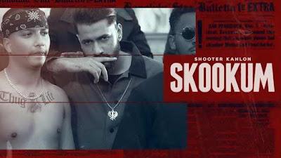 Shooter Kahlon - Skookum Song Lyrics