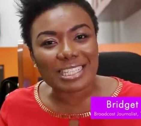 Bridget Otoo taken Off TV3 New Day
