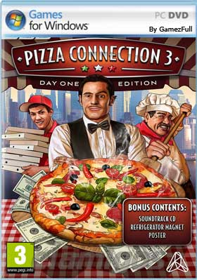 Pizza Connection 3 PC [Full] Español [MEGA]