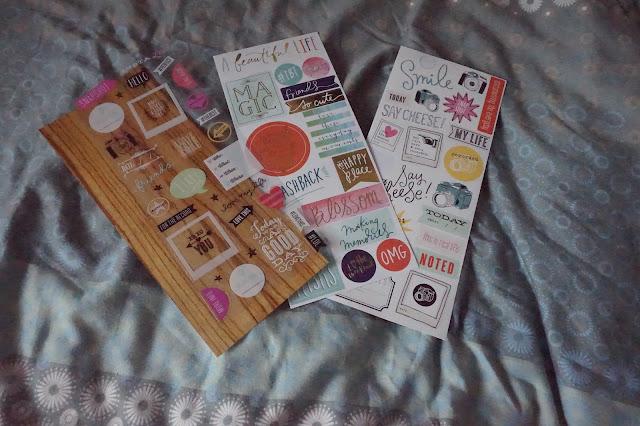 Planner Stickers Erin Conden