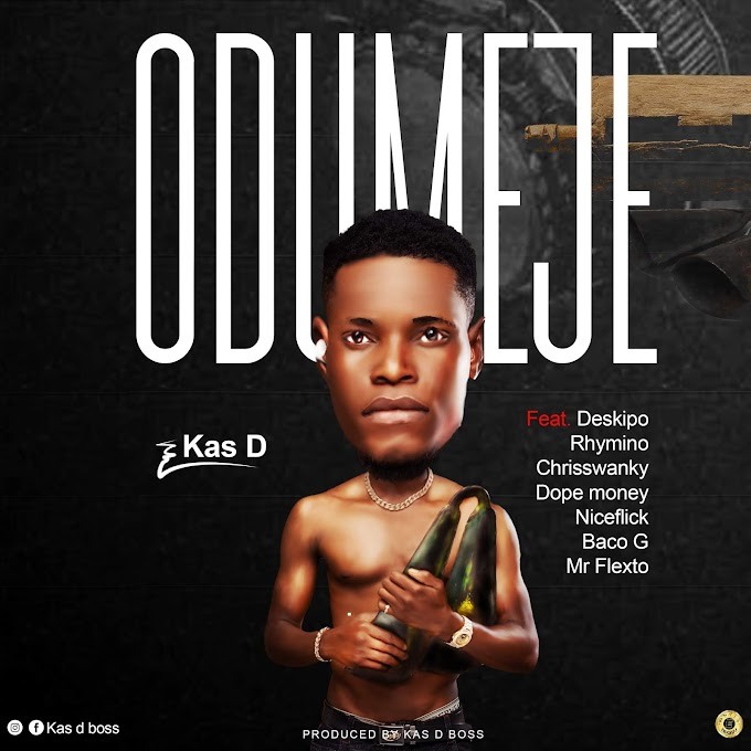 New Track released by Kas-D ft. 043 Rappers _ Odumeje