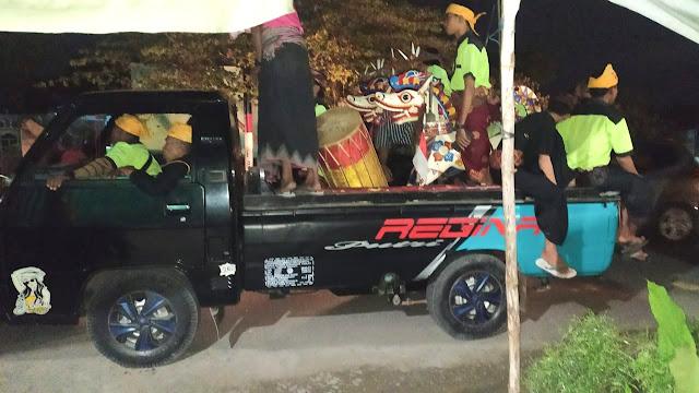 Dihadang Polisi, seni tradisional Jaran Praje gagal pentas